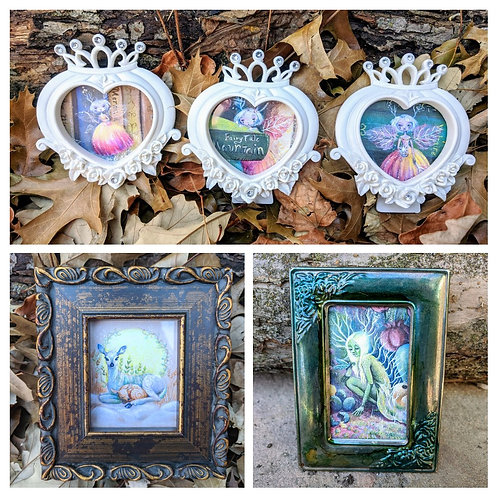 Mini Gallery Framed art Prints