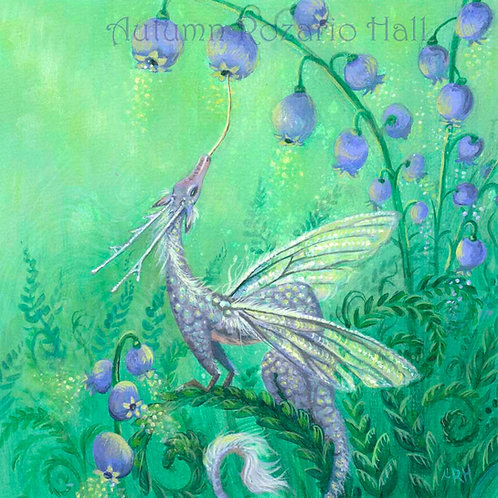 Bluebell Dragon