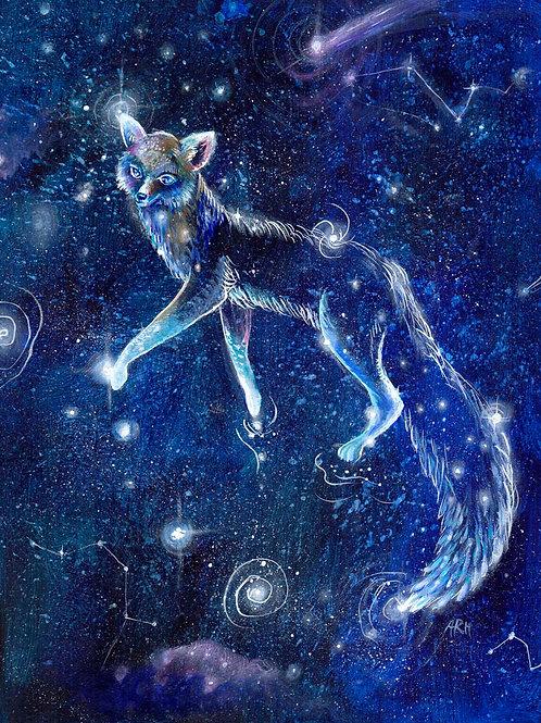 The Fox Constellation - Prints