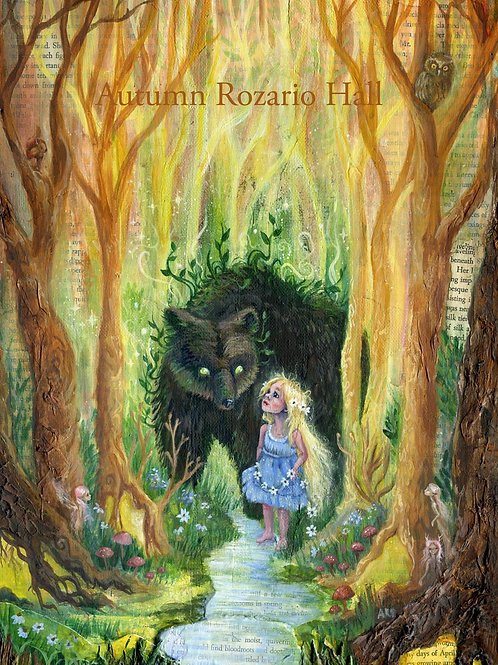 Innocence and the Forest Beast