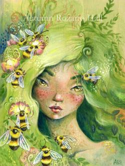 Sweet as bee Pollen