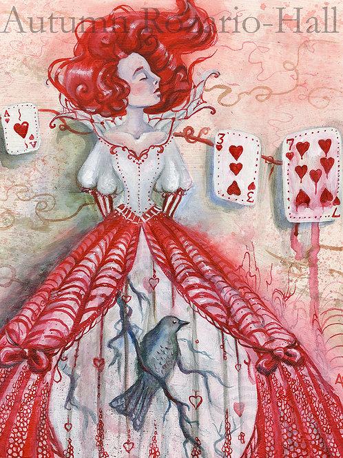 Queen Red