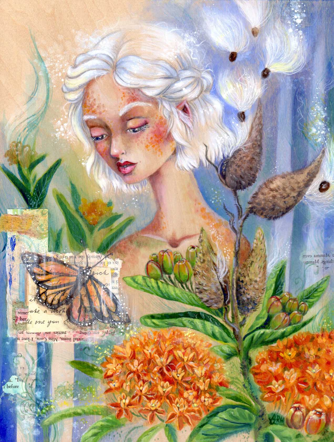 Memories of Milkweed