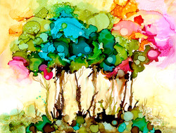 Forest  of whimsey