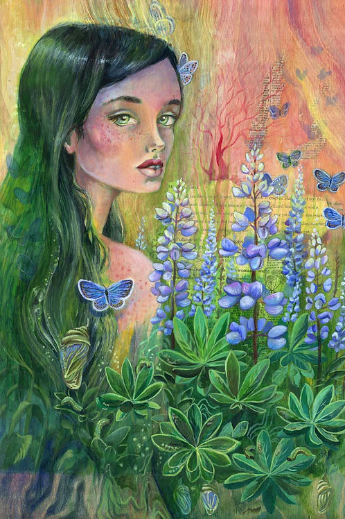 Of Longing and Lupine