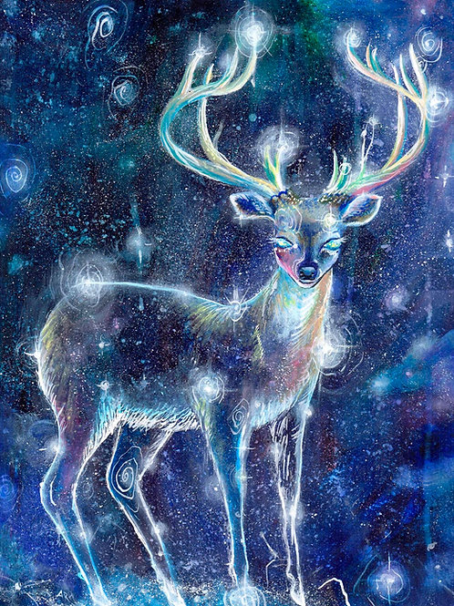 The Deer Constellation - Prints