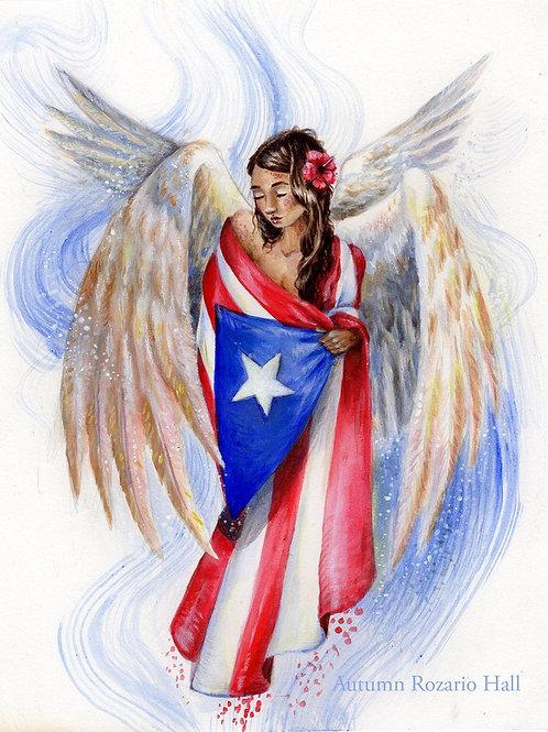 Angel de Puerto Rico