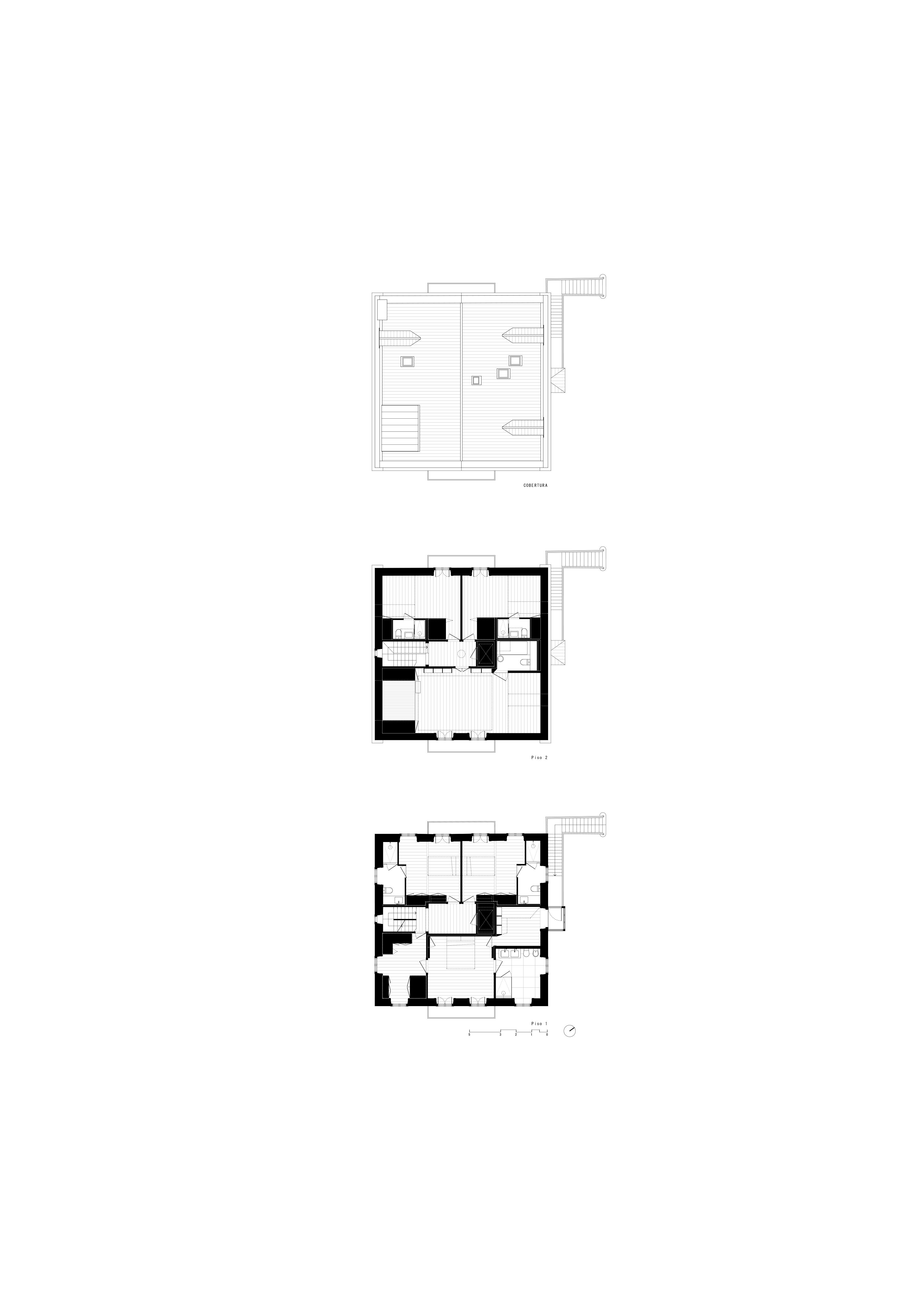 03 ARCHDAILY_Casa Alexius_Piso 1_2_Cobertura