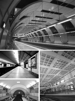 Subway Stations, Lisboa Metro