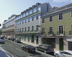 Rua Prior do Crato - Vista Lateral