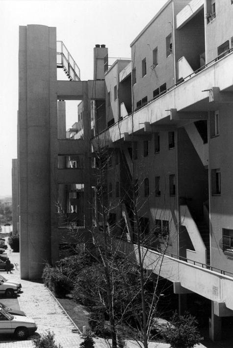 Collective Housing, Telheiras