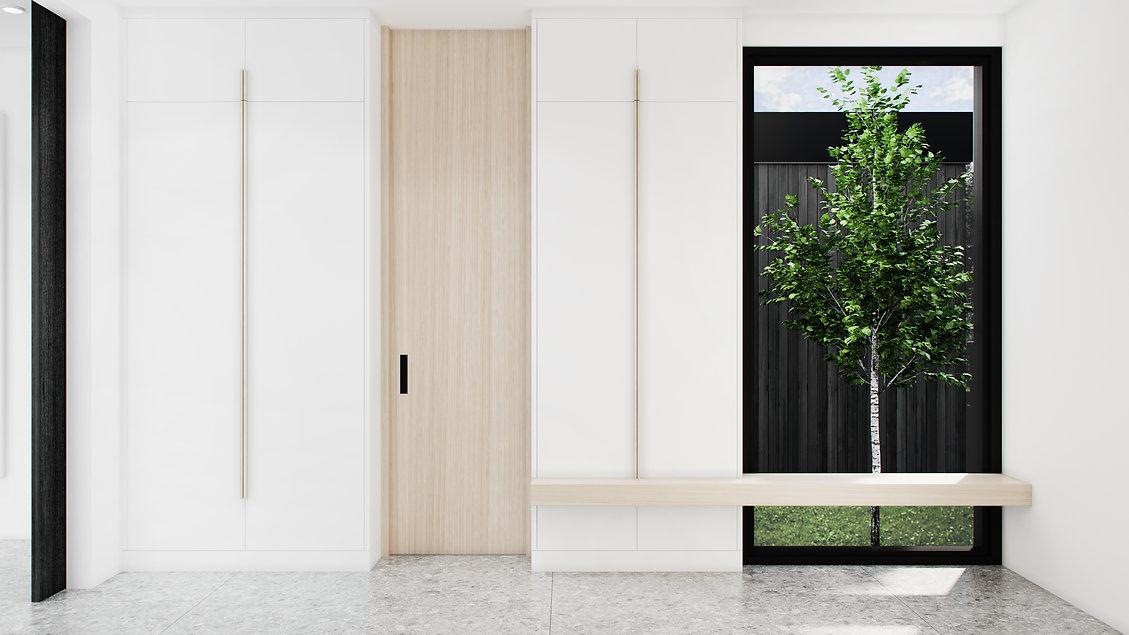 les-stéphanies-chaleureux-minimaliste-bois-ceppo-di-gre-chêne-blanc-noir-fenêtre-rangement-entrée-porte-coulissante