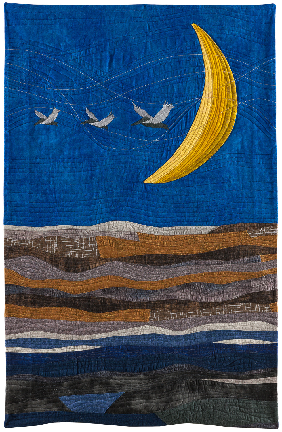 Pajaro by Moonlight-SOLD