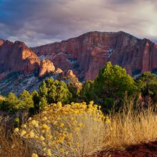 Kolob Canyon, Zion