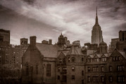 View from the High Line, NYC