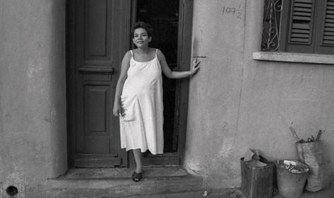 Pregnant Woman, Santiago De Cuba