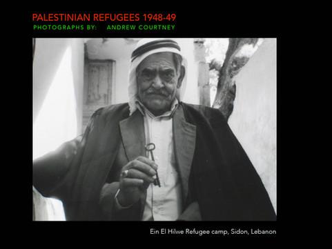 Palestinian Refugees 1948-49