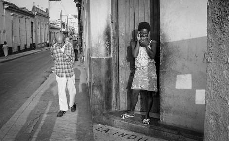 Shy, Cienfuegos