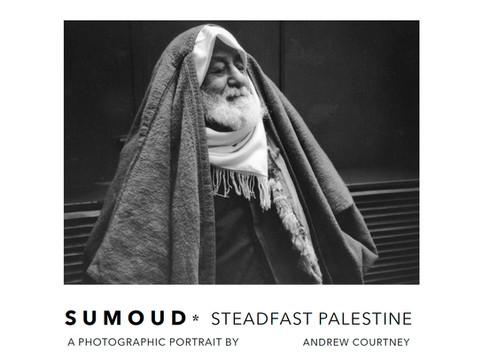 Sumoud Steadfast Palestine