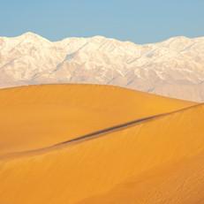 Mesquite Flats Dunes, Death Valley