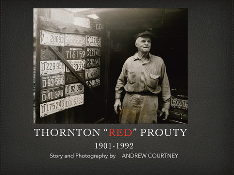 """Thornton """"Red"""" Prouty"""