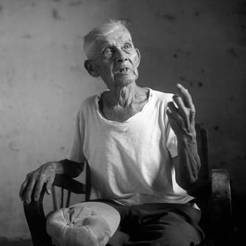 Sandinista Elder, Masaya, Nicaragua