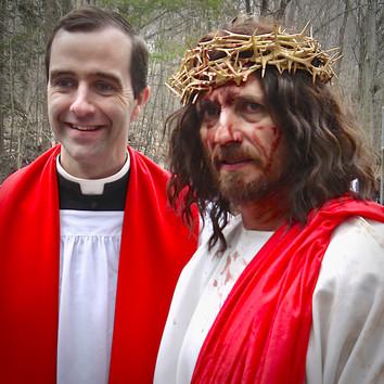 Jesus and Friend