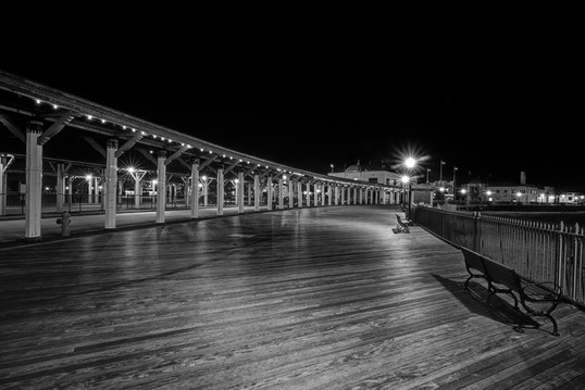 Boardwalk, Rye, New York