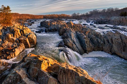 Great Falls of the Potomac, Virginia