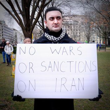 No Wars on Iran