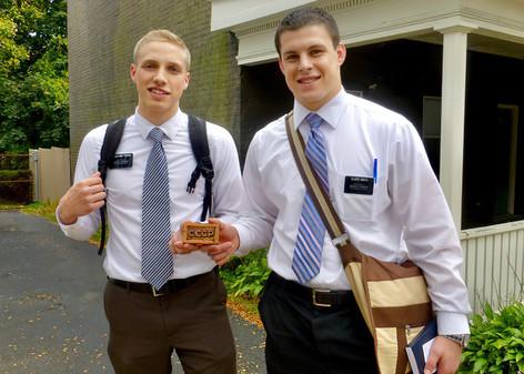 LDS (Mormon) Elders