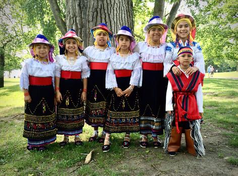 Equadorean Fiesta, Croton Point Park, NY