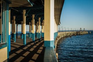 Pier, Rye, NY
