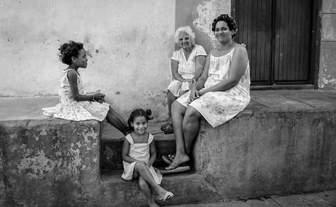 Three Generations, Holguin