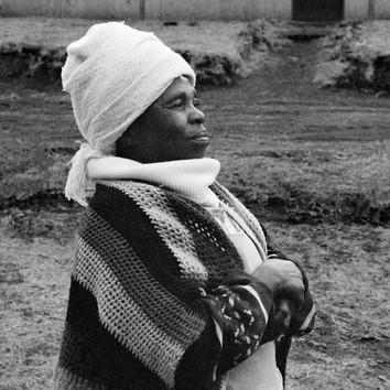 Mfengu Woman, South Africa