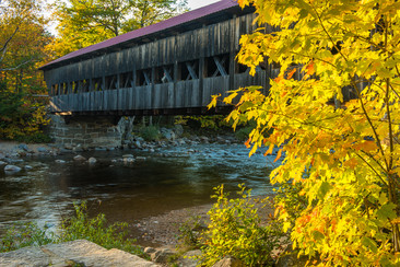 Covered Bridge, New Hampshire