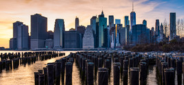 Financial District from Brooklyn