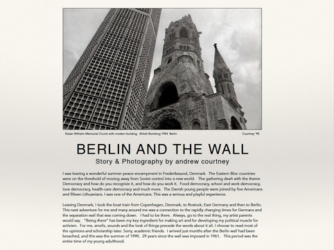Berlin and the Wall