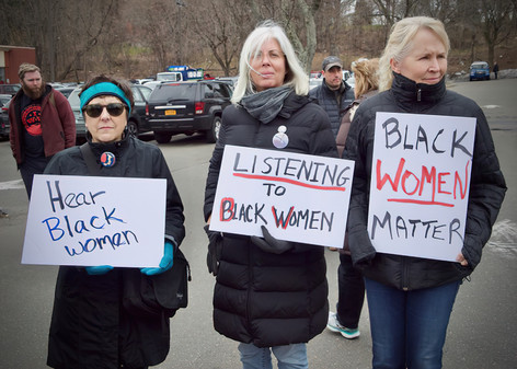 March for Black Women, Tarrytown, NY