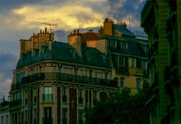 Alhambra Street Paris