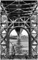 Under the George Washington Bridge