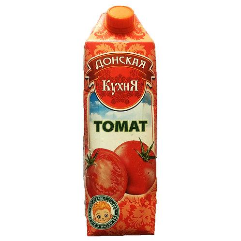 """Сок """"Донская кухня"""" томатный, 1 л"""