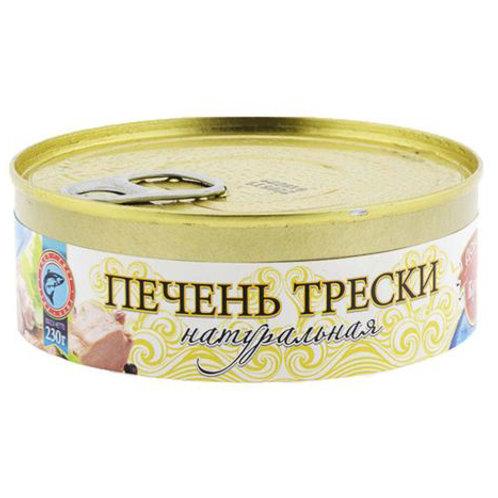 """Печень трески """"Донская кухня"""", 230 г"""