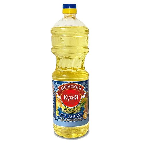 """Масло """"Донская кухня"""" подсолнечное рафинированное, 1 л"""