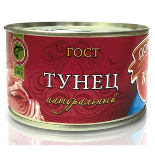 """Тунец """"Донская кухня"""", 240 г"""