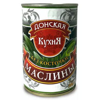 """Маслины """"Донская кухня"""" без косточки, 300 г"""