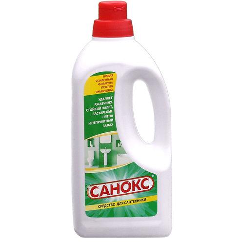 Чистящее средство для сантехники Санокс, 1100 г