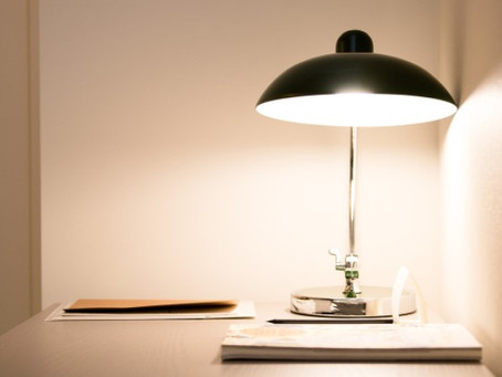 Layering Lighting in Your Home