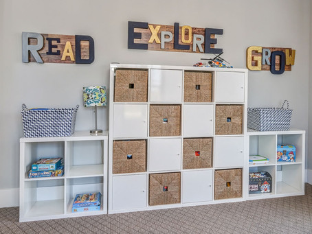 My 3 key principles to (almost magically) organize your kids' toys