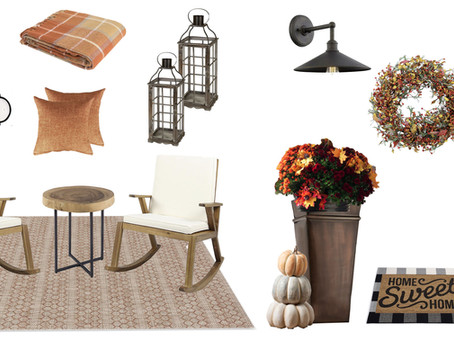 Recipe for a fabulous front porch (and 2 done-for-you designs!)